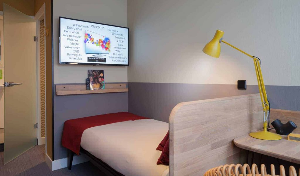 Single kamer Golden Tulip Noordwijk Beach