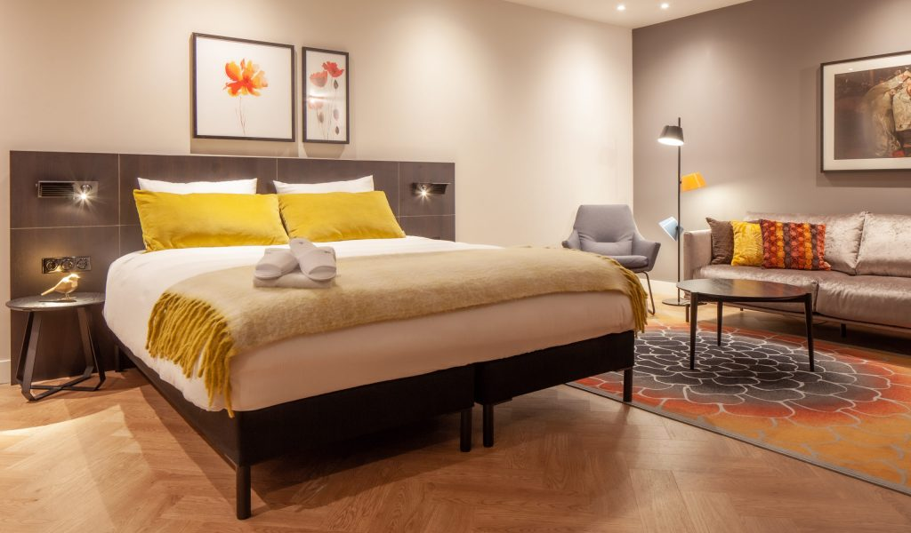 Hotel Golden Tulip Leiden business suites