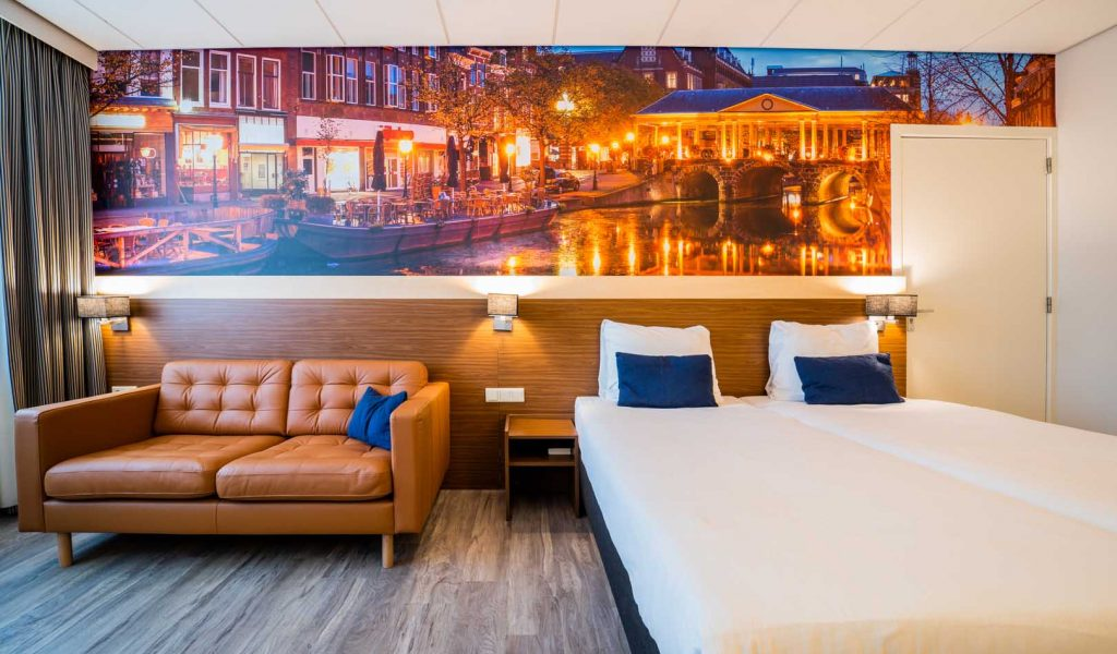 Hotel Tulip Inn Leiden Centre executive kamer